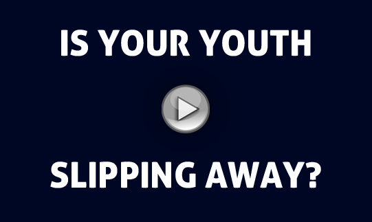 Is Your Youth Slipping Away?