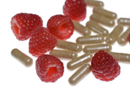 Green Coffee Bean Extract and Raspberry Keytones
