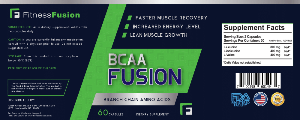 Branch Chain Amino Acids Muscle Build